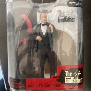 Don Vito Corleone The Godfather collectible
